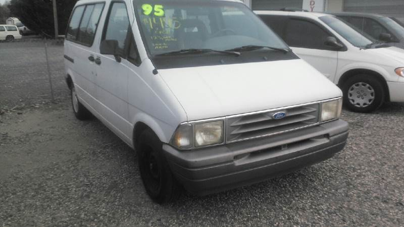 1995 Ford Aerostar for sale at Billy's Auto Sales in Winston Salem NC