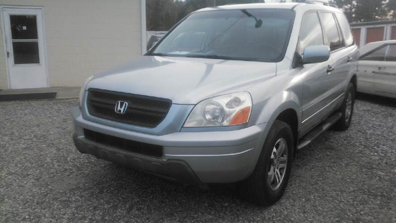2003 Honda Pilot for sale at Billy's Auto Sales in Winston Salem NC