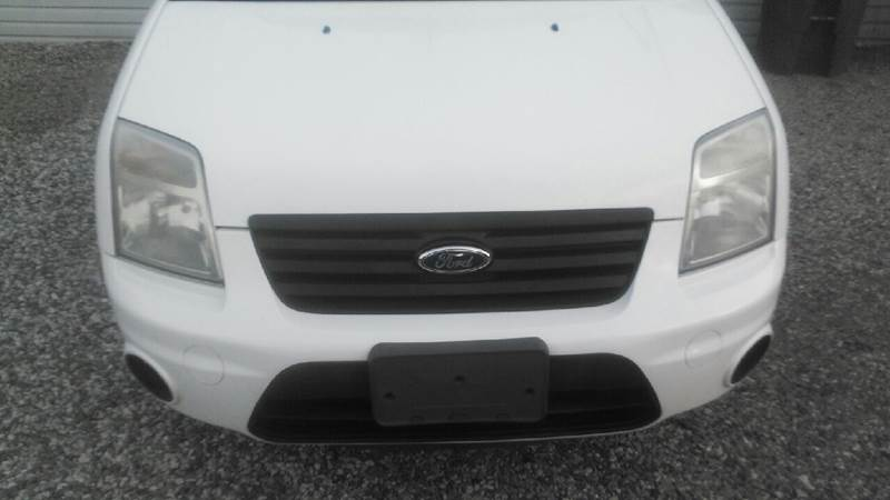 2011 Ford Transit Connect for sale at Billy's Auto Sales in Winston Salem NC
