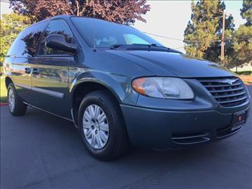 2006 Chrysler Town and Country for sale in Sacramento, CA