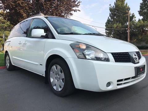 2006 Nissan Quest for sale in Sacramento, CA