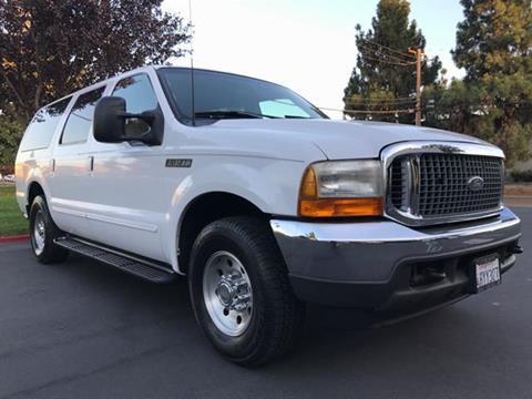 2000 Ford Excursion for sale in Sacramento, CA