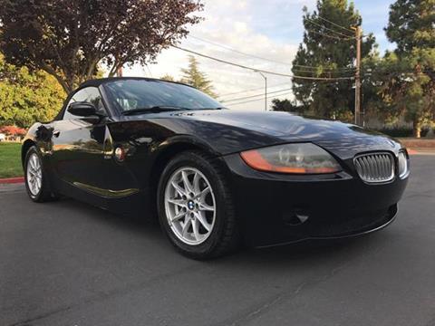 2004 BMW Z4 for sale in Sacramento, CA