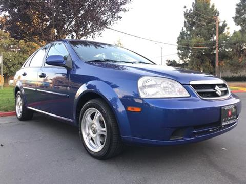 2008 Suzuki Forenza for sale in Sacramento, CA