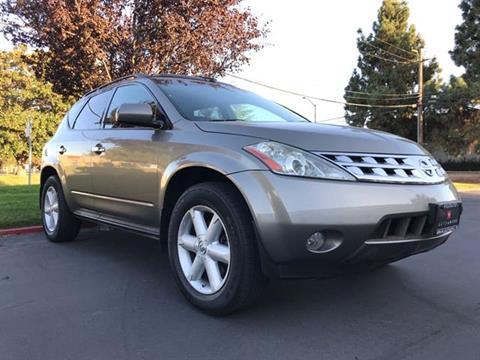 2003 Nissan Murano for sale in Sacramento, CA