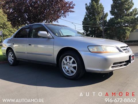 2002 Honda Accord for sale in Sacramento, CA