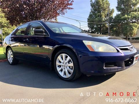 2007 Honda Accord for sale in Sacramento, CA