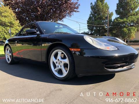 1999 Porsche 911 for sale in Sacramento, CA