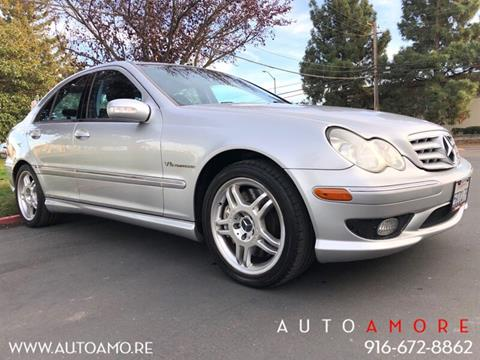 2003 Mercedes-Benz C-Class for sale in Sacramento, CA