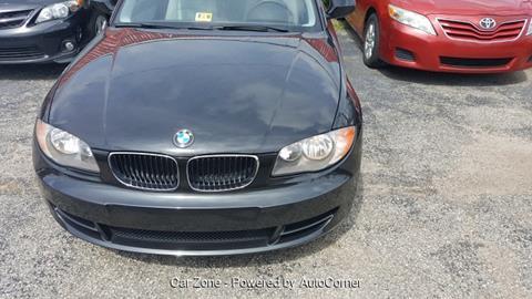 2011 BMW 1 Series for sale in Richmond, VA