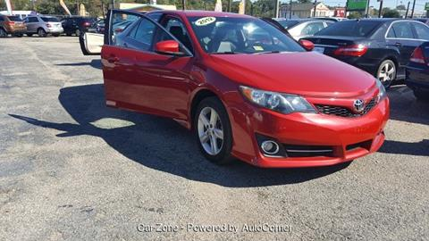 2012 Toyota Camry for sale in Richmond, VA