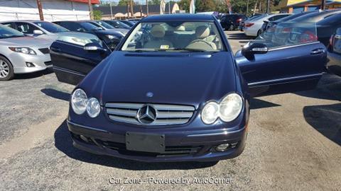 2007 Mercedes-Benz CLK for sale in Richmond, VA