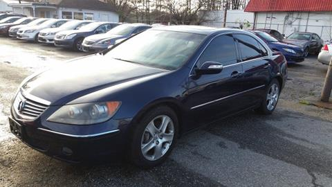 2007 Acura RL for sale in Richmond, VA