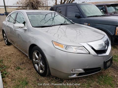 2009 Acura TL For Sale In Richmond VA