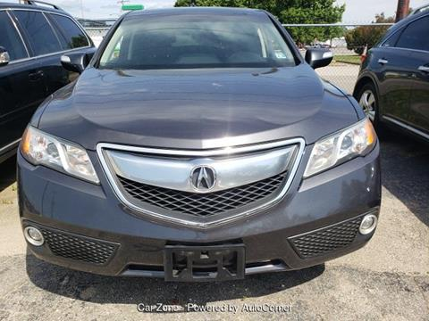 2013 Acura RDX for sale in Richmond, VA