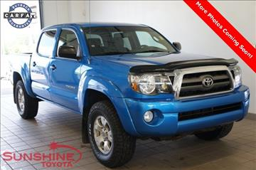 2010 Toyota Tacoma for sale in Springfield, MI