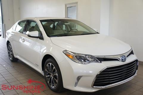 2018 Toyota Avalon Hybrid for sale in Springfield, MI