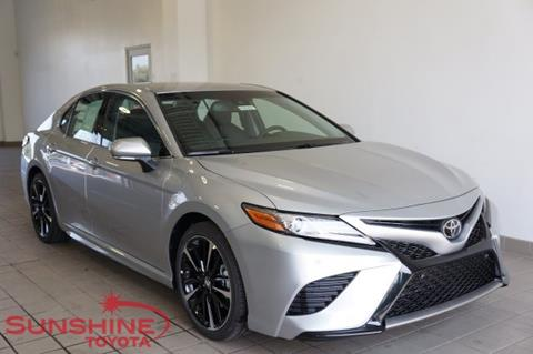 2018 Toyota Camry for sale in Springfield, MI