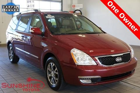 2014 Kia Sedona for sale in Springfield, MI