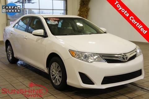 2014 Toyota Camry for sale in Springfield, MI