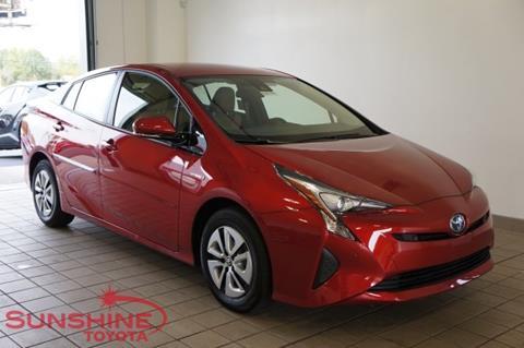 2017 Toyota Prius for sale in Springfield, MI