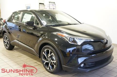 2018 Toyota C HR For Sale In Springfield, MI