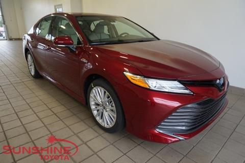 2019 Toyota Camry Hybrid For Sale In Springfield, MI