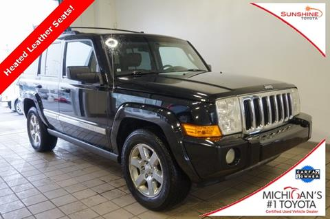 2007 Jeep Commander for sale in Springfield, MI