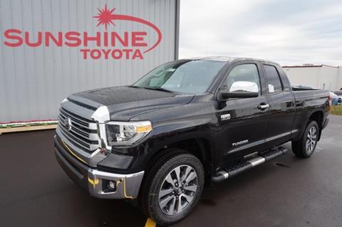 2020 Toyota Tundra for sale in Springfield, MI