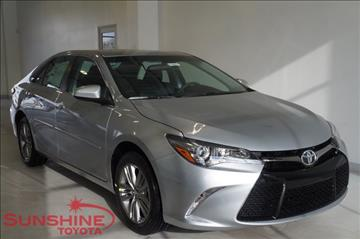 2017 Toyota Camry for sale in Springfield, MI