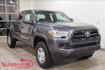 2017 Toyota Tacoma for sale in Springfield, MI