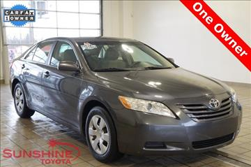 2007 Toyota Camry for sale in Springfield, MI