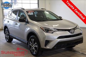 2016 Toyota RAV4 for sale in Springfield, MI