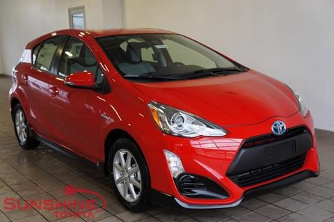 2017 Toyota Prius c for sale in Springfield, MI