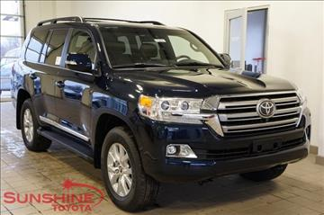 2017 Toyota Land Cruiser for sale in Springfield, MI