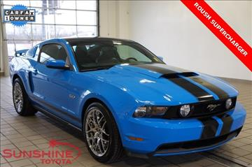 2012 Ford Mustang for sale in Springfield, MI