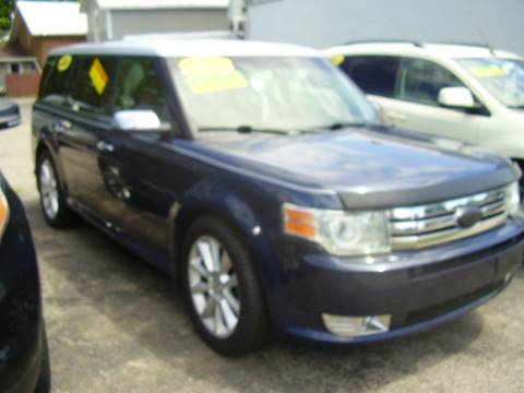 2012 Ford Flex for sale in Delton MI