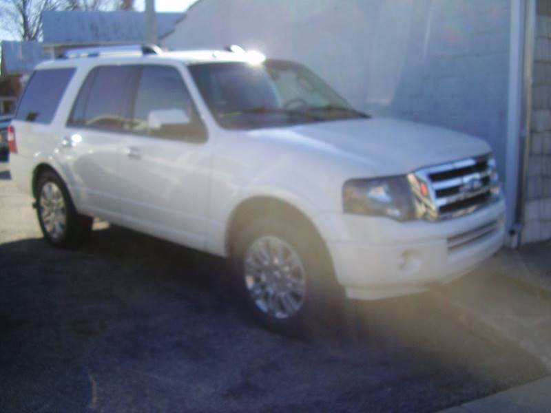 2012 Ford Expedition 4x4 Limited 4dr SUV In Delton MI - Smith