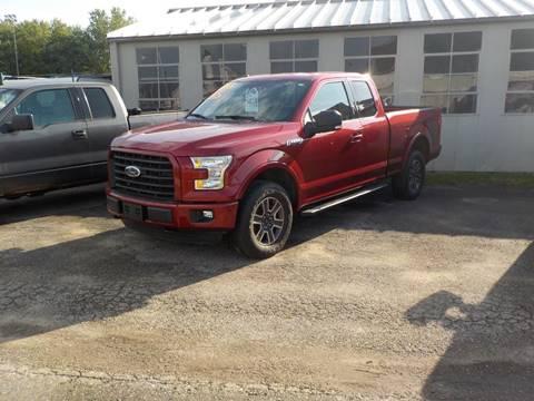 2017 Ford F-150 for sale in Delton, MI