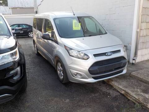 2015 Ford Transit Connect Wagon for sale in Delton, MI
