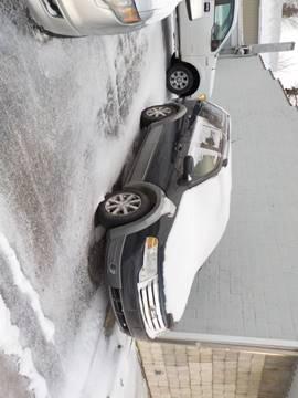 2008 Ford Taurus X for sale in Delton, MI
