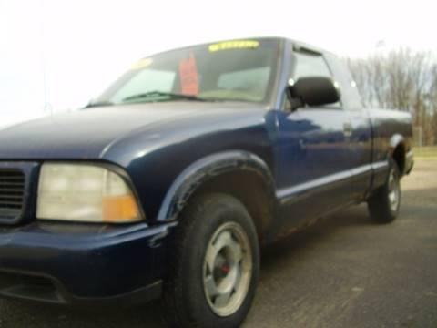 1998 GMC Sonoma for sale in Delton, MI