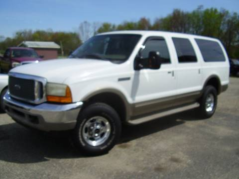 2000 Ford Excursion for sale in Delton, MI