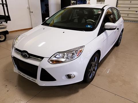 Ford focus for sale in north canton oh for Royal family motors canton