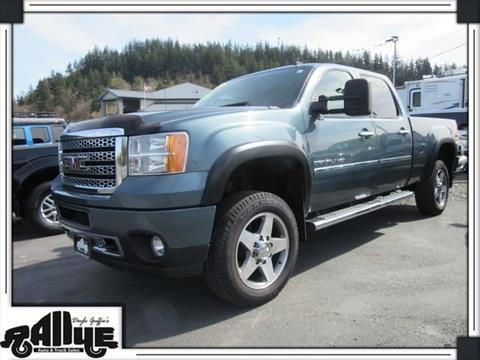 2011 GMC Sierra 3500HD for sale in Burlington, WA
