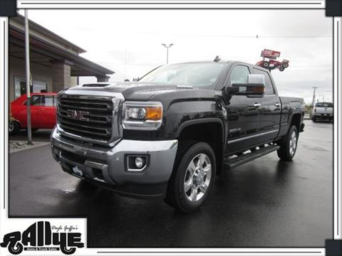 2018 GMC Sierra 2500HD for sale in Burlington, WA