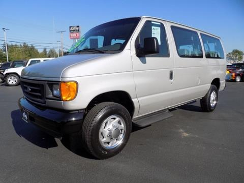 2003 Ford E-Series Wagon for sale in Burlington, WA