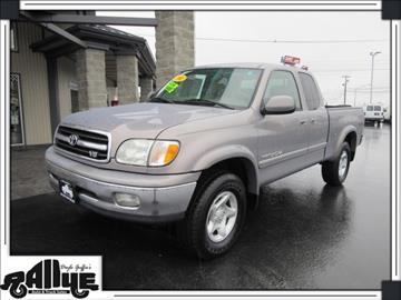 2001 Toyota Tundra for sale in Burlington, WA