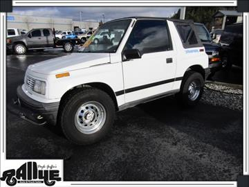 1995 GEO Tracker for sale in Burlington, WA