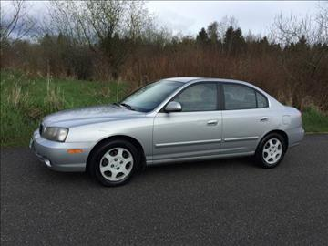 2001 Hyundai Elantra for sale in Olympia, WA